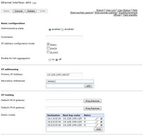 DataPower_Configure_ Ethernet InterfaceEth0