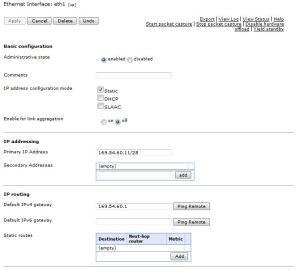 DataPower_Configure_ Ethernet InterfaceEth1